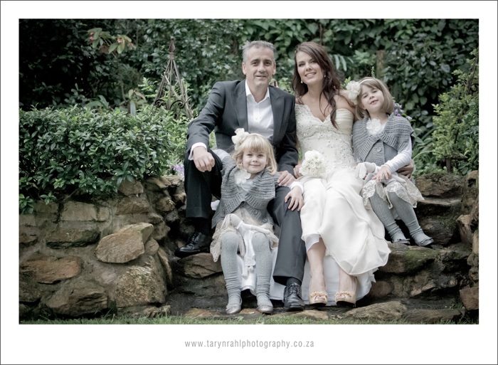 Elizabeth and Greig Wedding Shoot