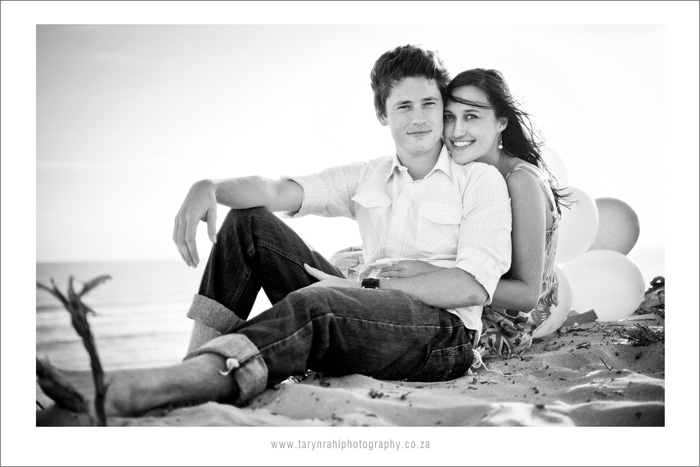 Liesl and Riaan Engagement Shoot