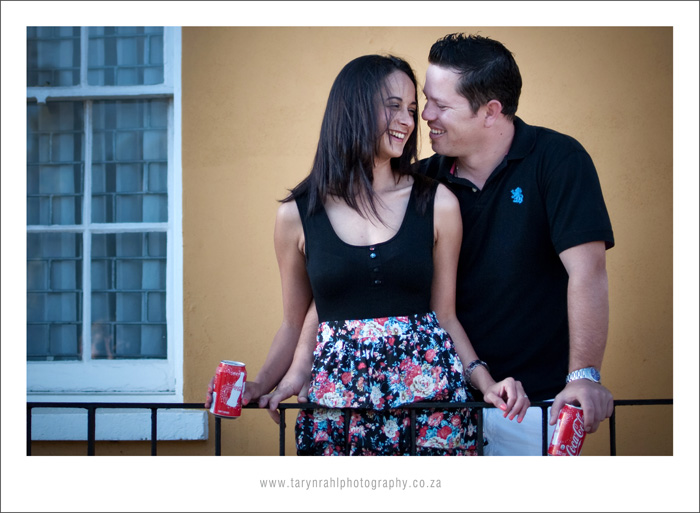 Rozanne and Pascal Pre-Wedding Shoot