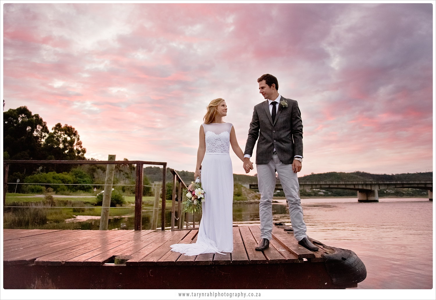 Laurie and Seth | Knysna Wedding