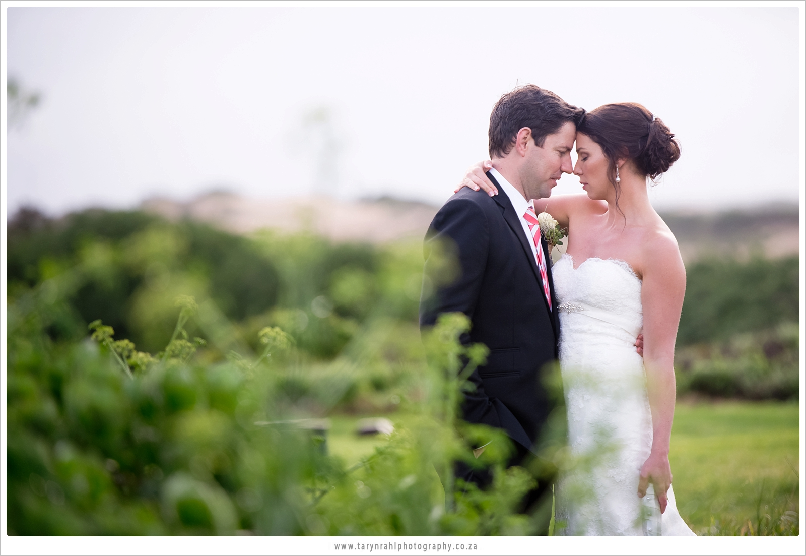 Sarah and Adrian | wedding at St Francis Links
