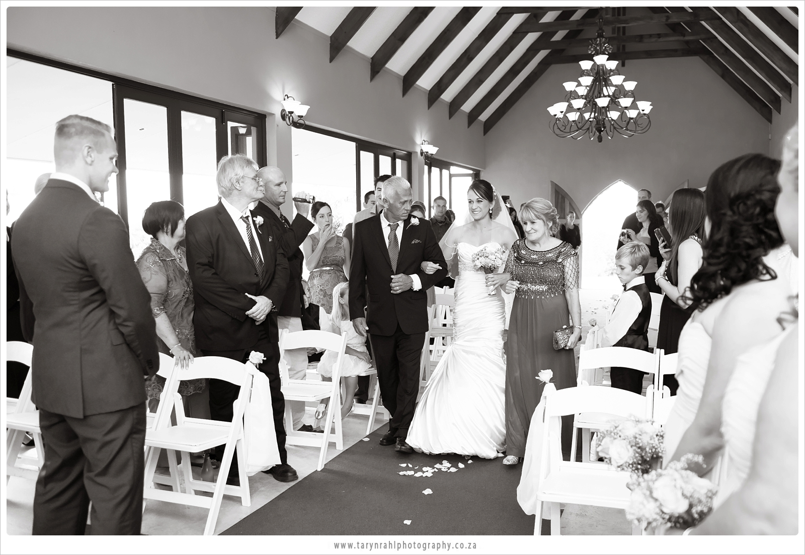 Bernadine and Clayton | wedding at la Colline
