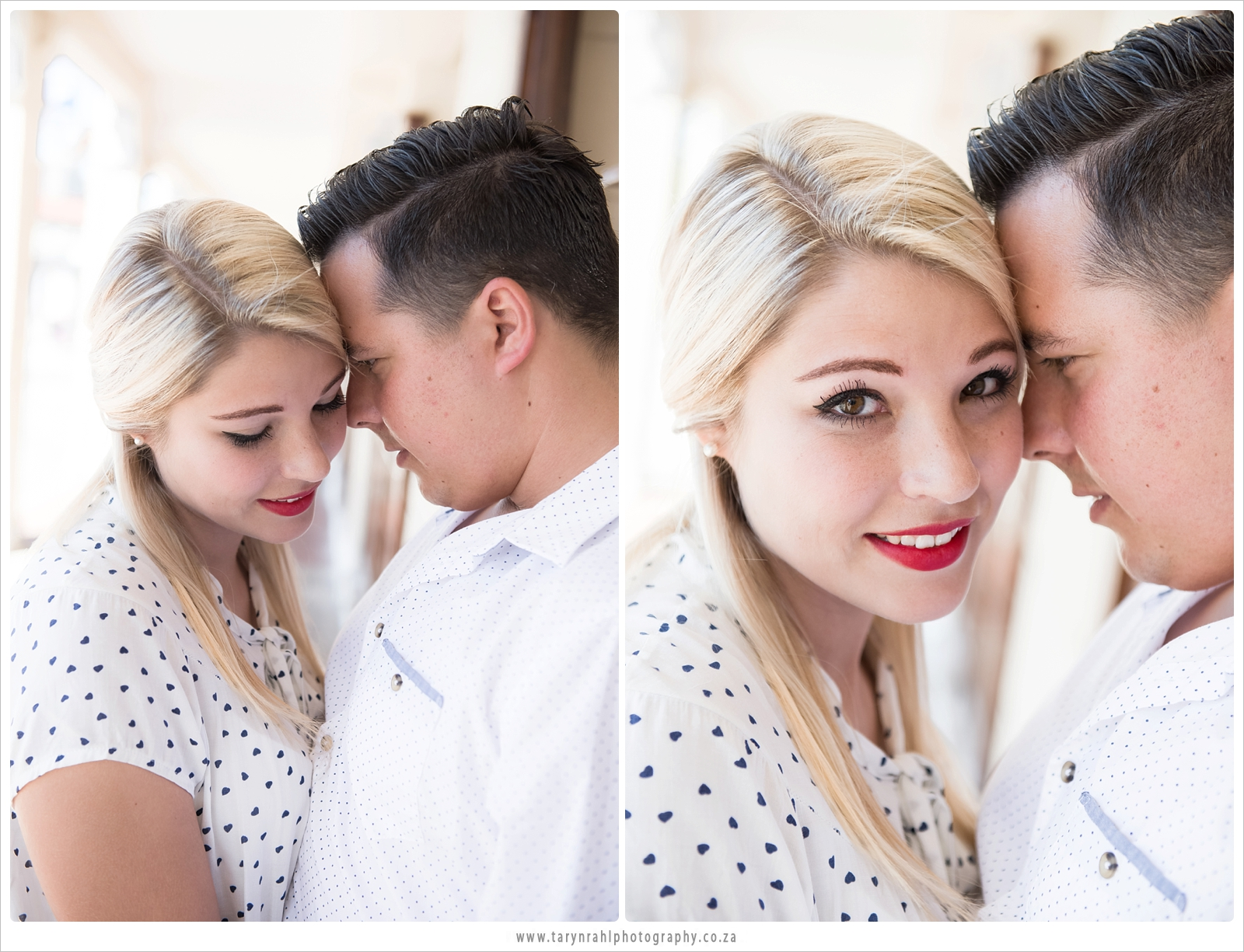 Monique and Roche | classic vintage e-shoot