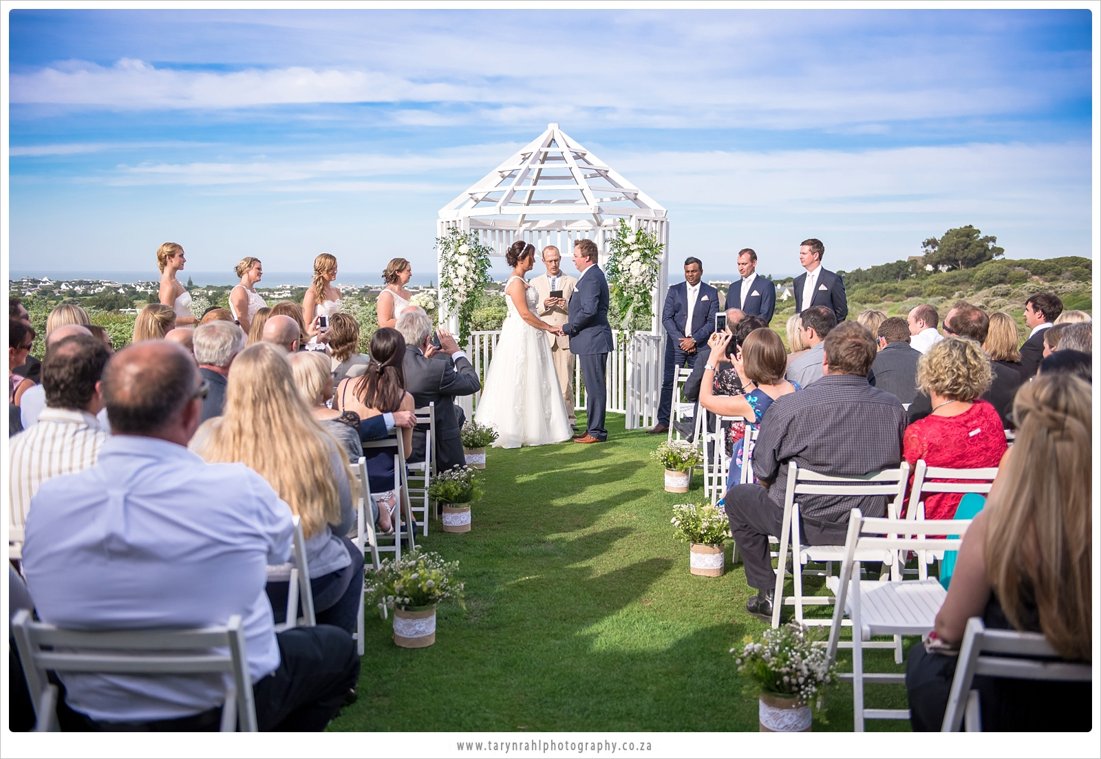 Karla and Cuan | Wedding at St Francis Links