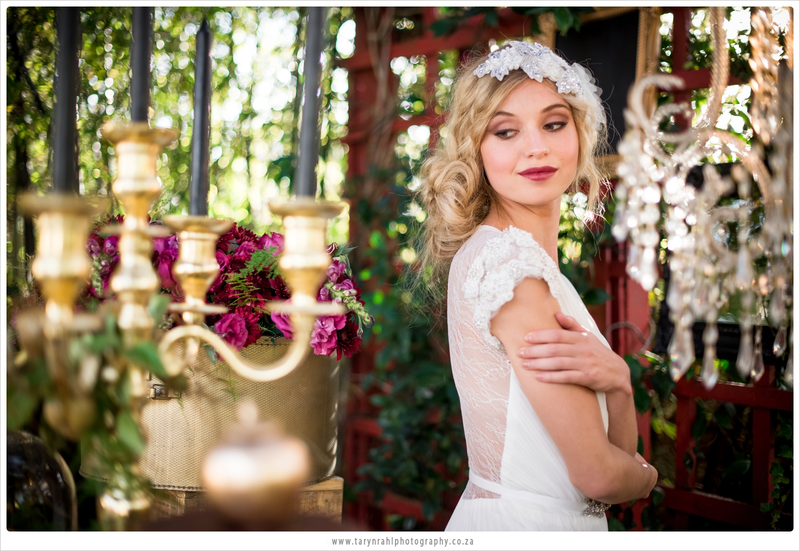 The enchanted garden | Styled Shoot