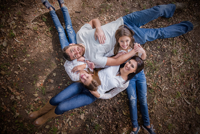 The van Zyl family