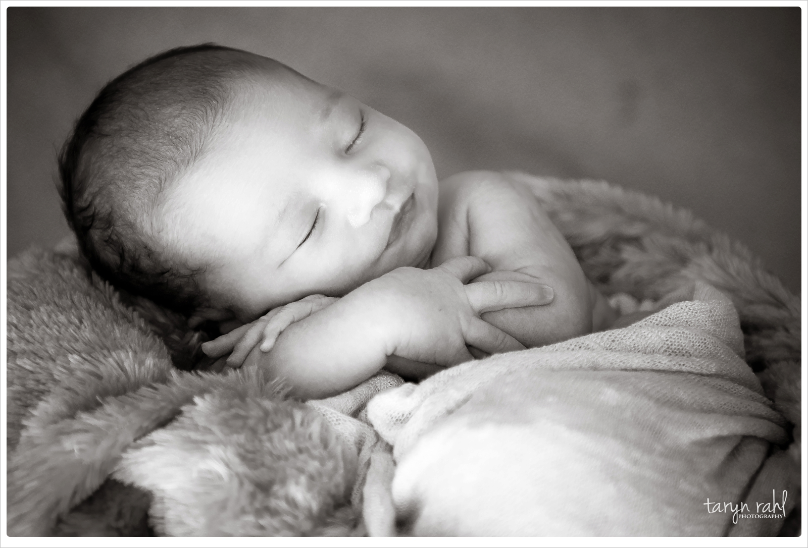 Phoebe - newborn shoot