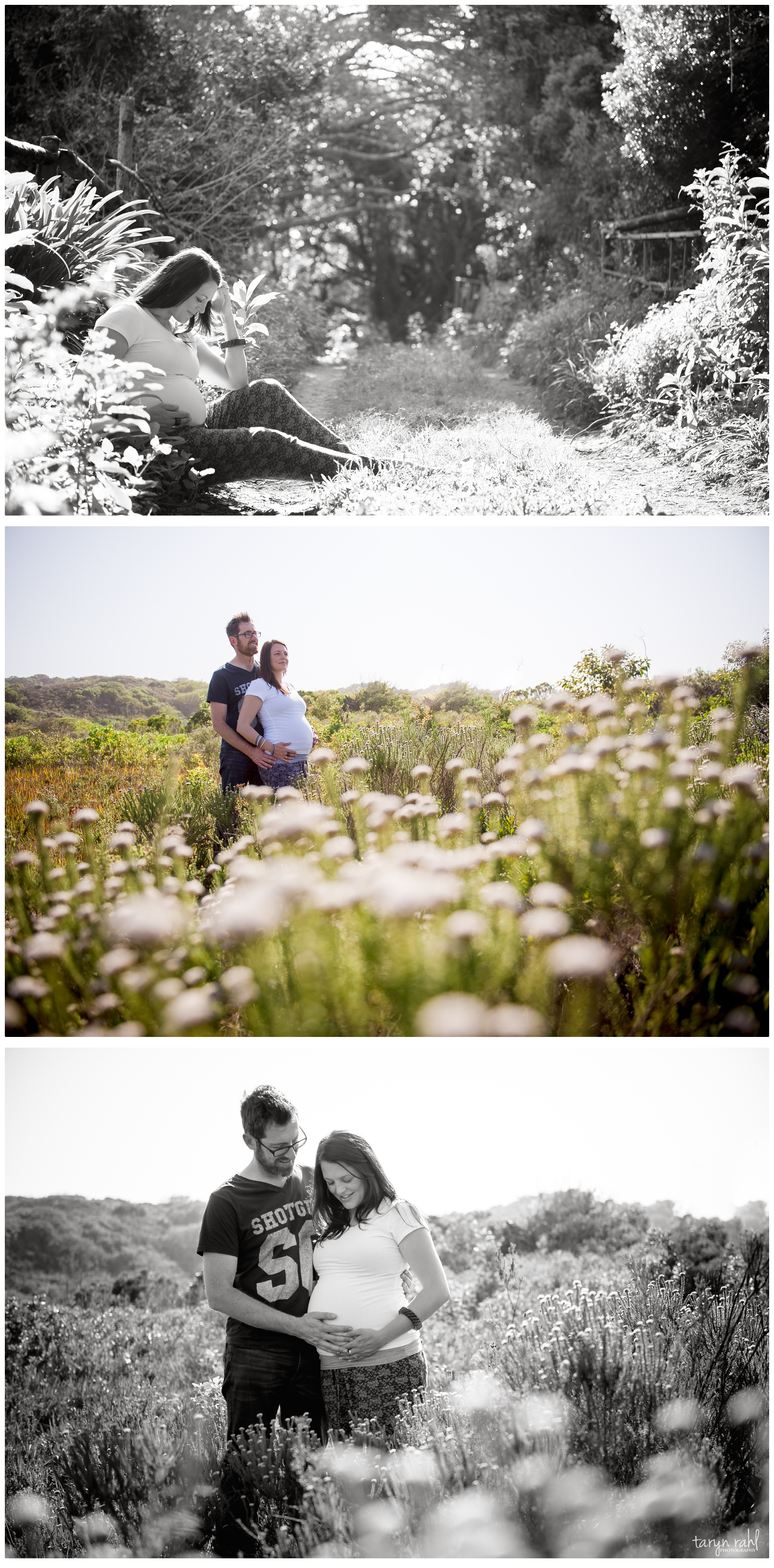 Tiana and Francois | preggie shoot
