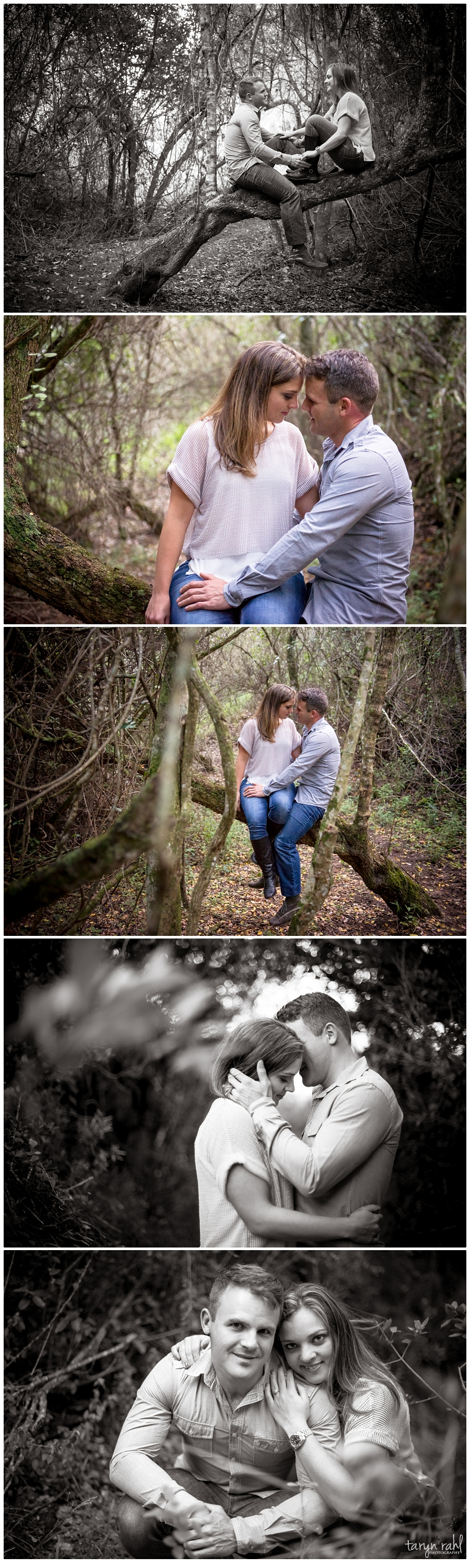 Phillipa and Justin | country style e-shoot