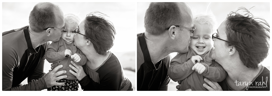 The Hewitt family | Sardinia Bay