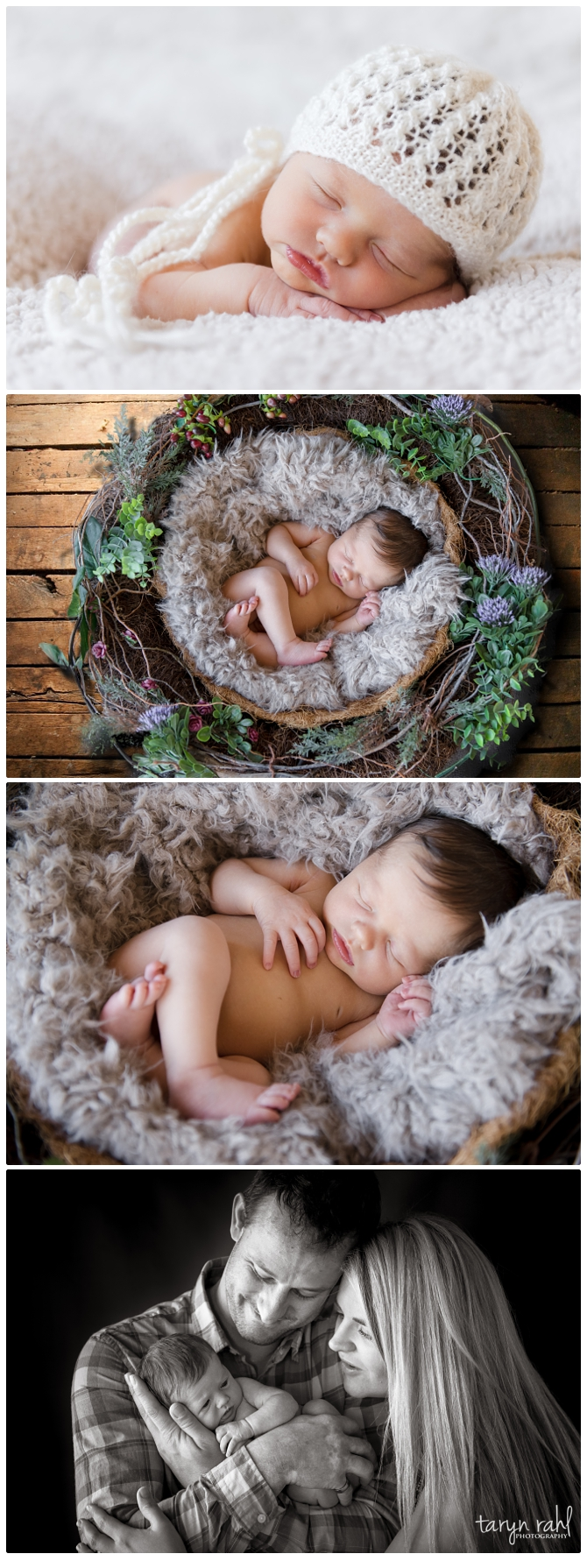 Baby Annabelle | Newborn shoot